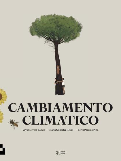 Copertina del libro Cambiamento climatico