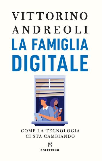 Copertina del libro La famiglia digitale
