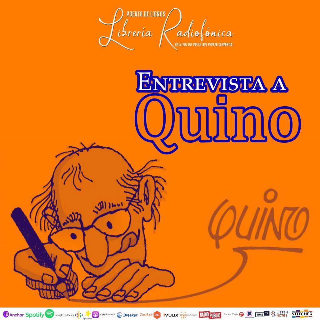Entrevista a Quino