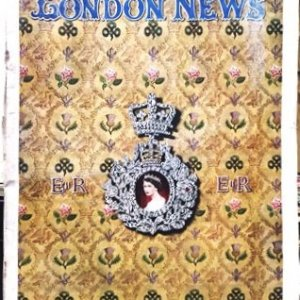 THE ILLUSTRATED LONDON NEWS CORONATION CEREMONY NUMBER 6 JUNIO 1953 - VV.AA.