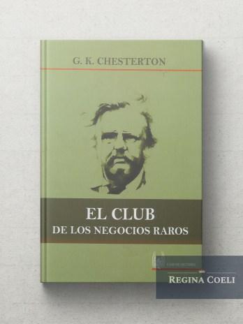 EL CLUB DE LOS NEGOCIOS RAROS