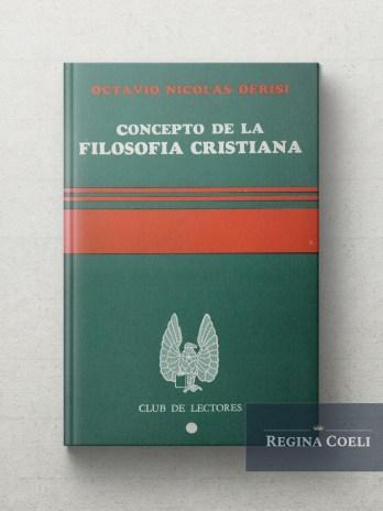 CONCEPTO DE LA FILOSOFIA CRISTIANA