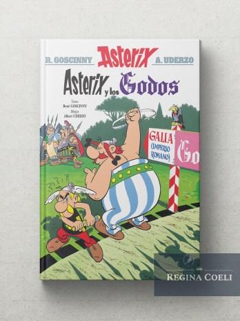 ASTERIX Y LOS GODOS (Nº 3)