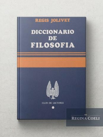 DICCIONARIO DE FILOSOFIA