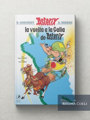 LA VUELTA A LA GALIA DE ASTERIX (Nº 5)