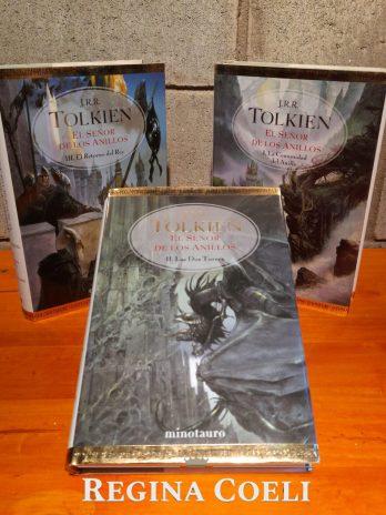 TRILOGIA EL SEÑOR DE LOS ANILLOS – TAPA DURA, Edición Grande