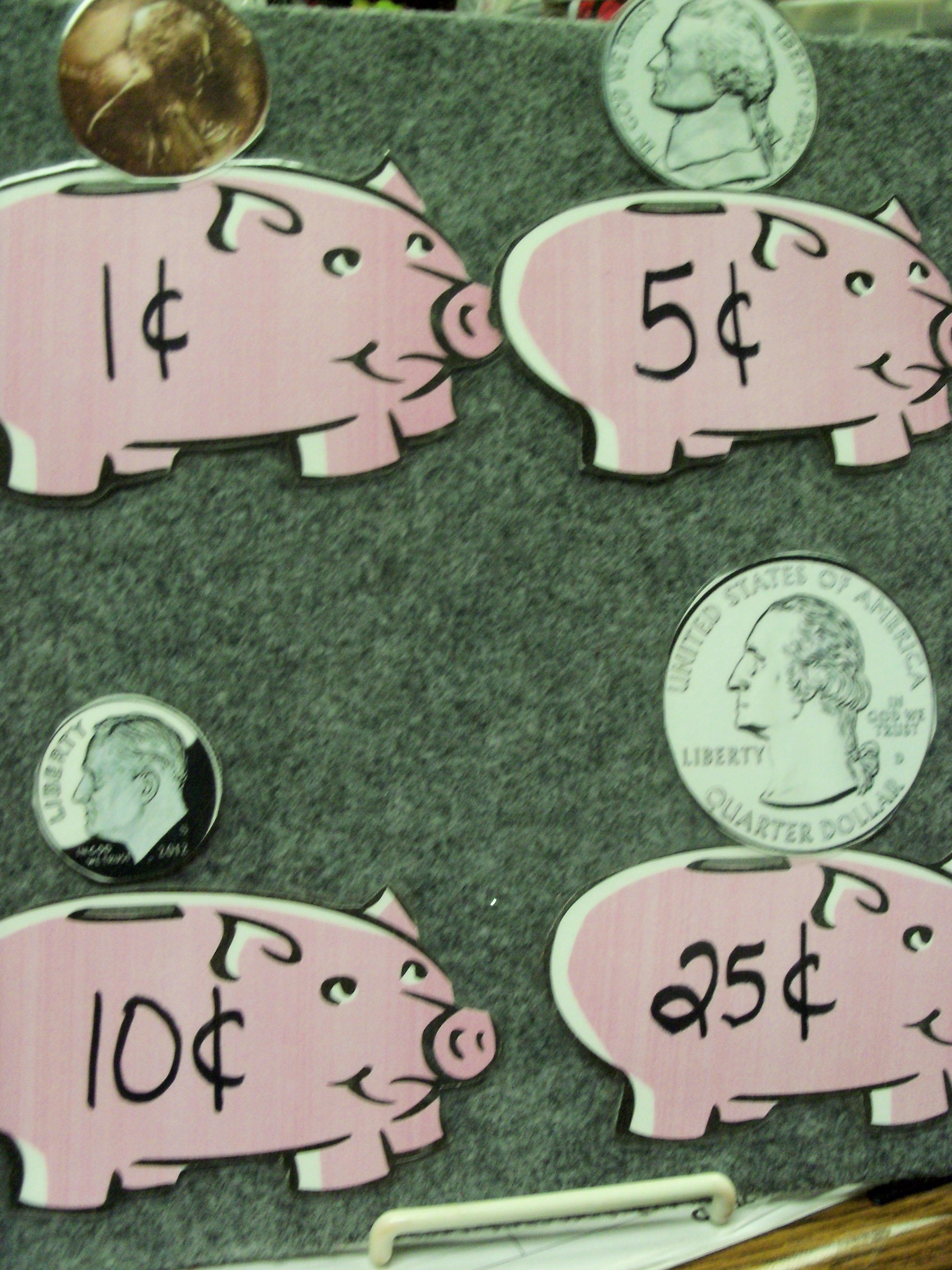 Preschool Storytime Money Librerin