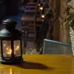 Noche Muerta En El Restaurante Foto De Archivo Libre De Regalias Libreshot