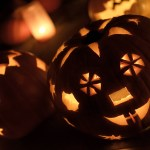 Halloween Pumpkin Lights Free Stock Photo Libreshot