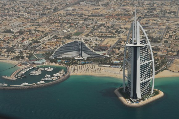 Dubai en los Emiratos Árabes Unidos