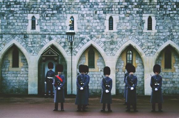 Guardia Real Reino Unido