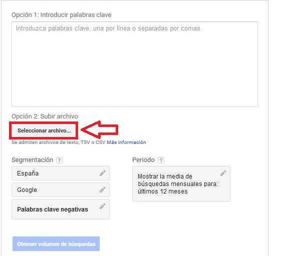 posicionamiento de web en google