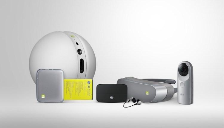 Tecnología modular, la tendencia de este año en celulares, según LG