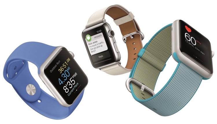 WatchOS 3, más rápido, sencillo y con funciones significativas para Salud