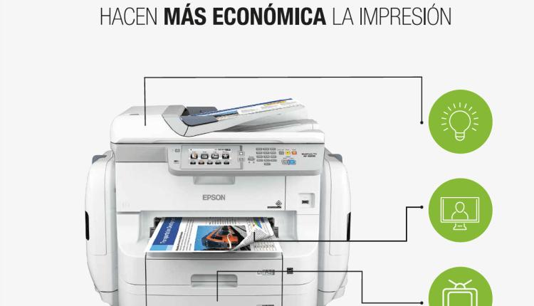 Epson presenta su nueva línea WorkForce Pro para oficina