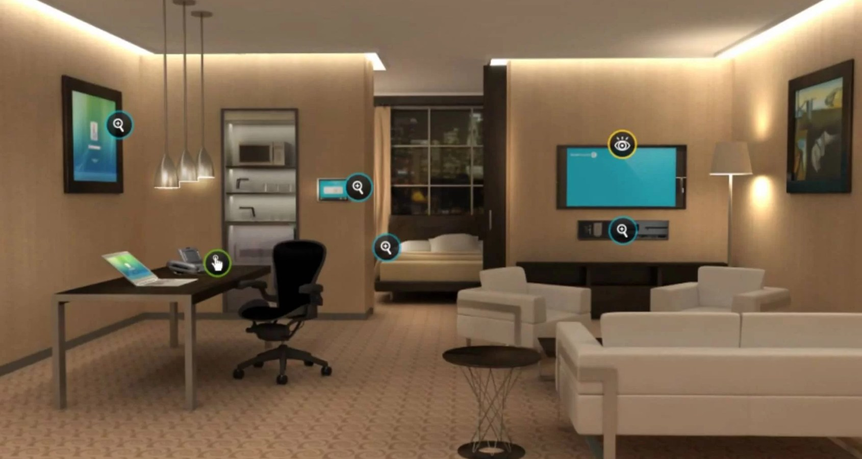 Hospitality Solution Alcatel Lucent