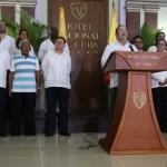 Cese al fuego y de hostilidades bilateral y definitivo