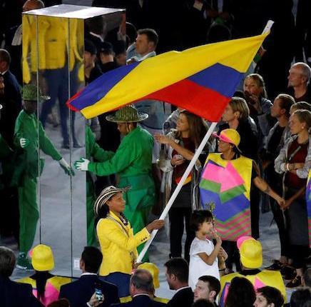Juegos Olímpicos, apertura