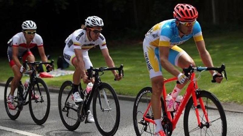 El equipo colombiano estara compitien do en la prueba de 237 kilómetros.