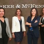 Socias Baker&McKenzie Colombia