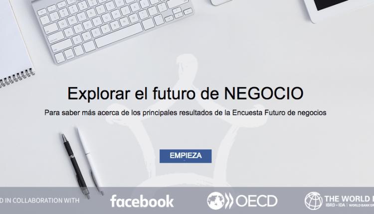Facebook, OECD y Banco Mundial medirán confianza de pequeñas y medianas empresas