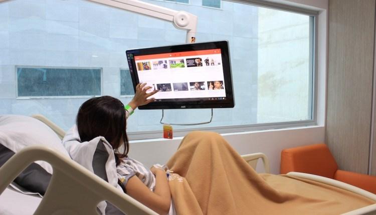 FCV patenta el sistema hospitalario integrado de pacientes