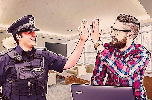 """Policía colombiana se une a campaña """" No more Ransom"""""""