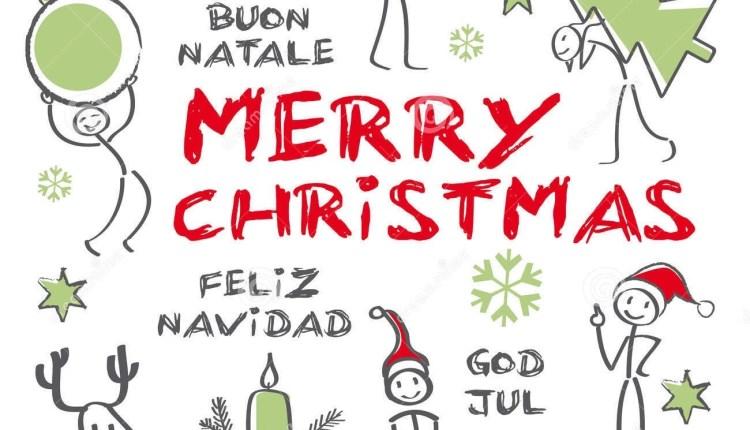 Feliz Navidad a nuestros lectores en donde quiera que estén