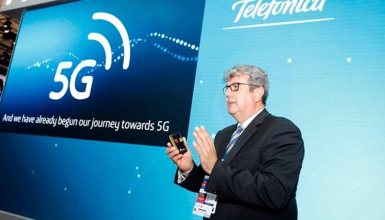 Telefónica y Ericsson, primera demo mundial de conducción remota 5G durante el MWC 2017