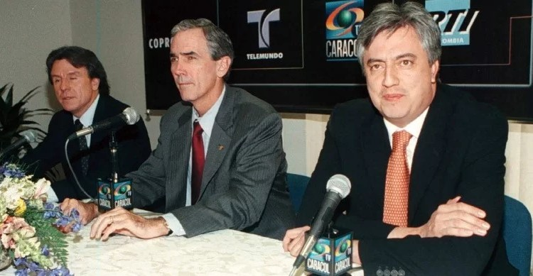 Ricardo Alarcón, el gran señor de Caracol Radio