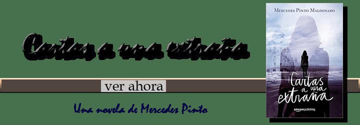 Cartas a una extraña, de Mercedes Pinto