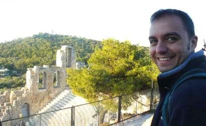 José Zoilo en Grecia
