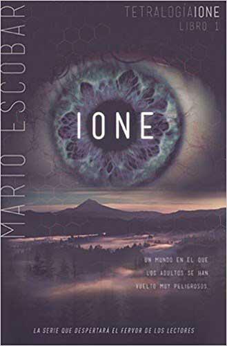Saga Ione- Novela Ione