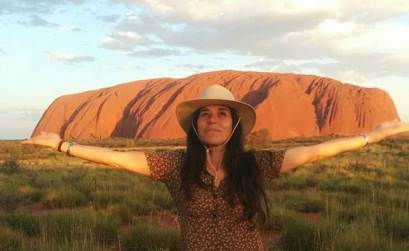 Carmen Grau en Australia