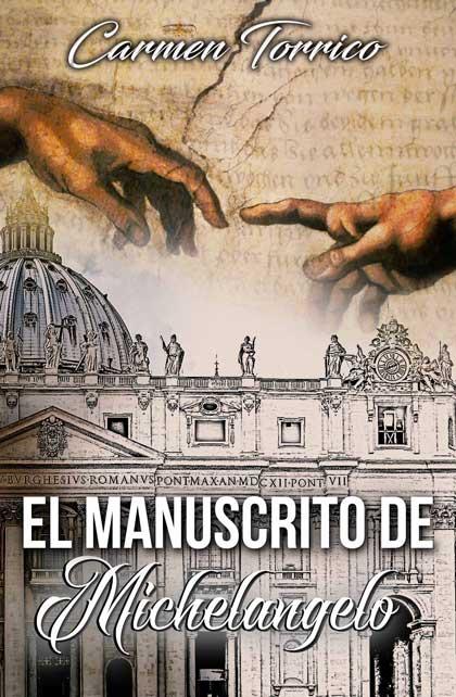 Portada de El manuscrito de Michelangelo