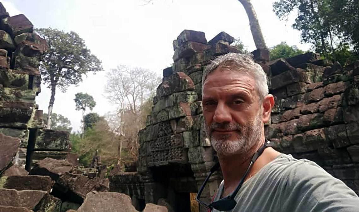 Fernando Gamboa acaba de publicar su última novela: Redención