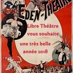 Lettre d'information de Libre Théâtre n°25