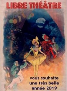 Lettre d'information de Libre Théâtre n°27