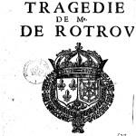 Antigone de Jean de Rotrou