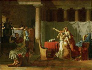 Brutus de Catherine Bernard