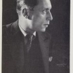 Louis Jouvet (programme d'Ondine mai 1939)