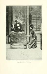 Petin, Mouillarbourg et consorts de Georges Courteline