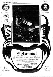 Sigismond de Courteline