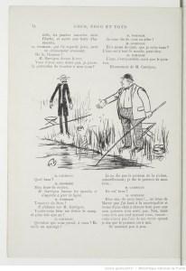 Le bon pêcheur de Georges Courteline