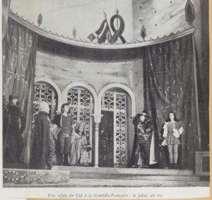 Tirade de Don Rodrigue à Don Fernand,  dans le Cid de Corneille (Acte IV, scène 3)