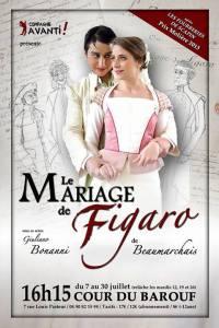 Le Mariage de Figaro à l'affiche