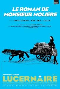 AFFICHE Le roman de Molière.indd