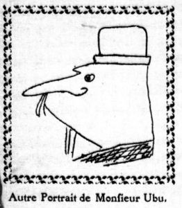 Ubu Roi d'Alfred Jarry