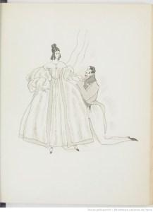 Bettine d'Alfred de Musset