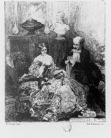 Un caprice d'Alfred de Musset